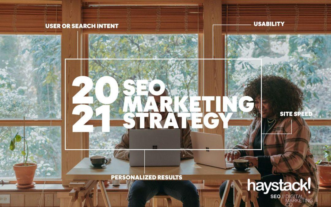 Haystack SEO Online Marketing Strategy