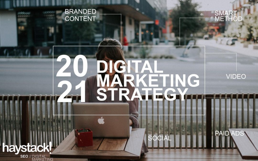 Haystack digital marketing strategy