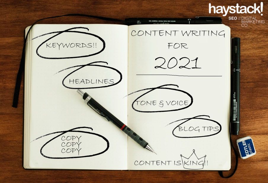 Haystack SEO Content Is King