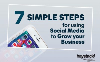 7 Simple Steps for using Social Media to Grow your Business